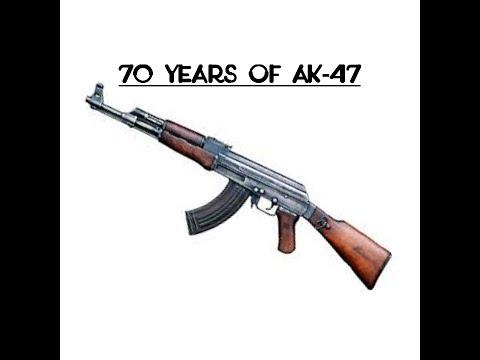 एके 47 का इतिहास। History of AK 47