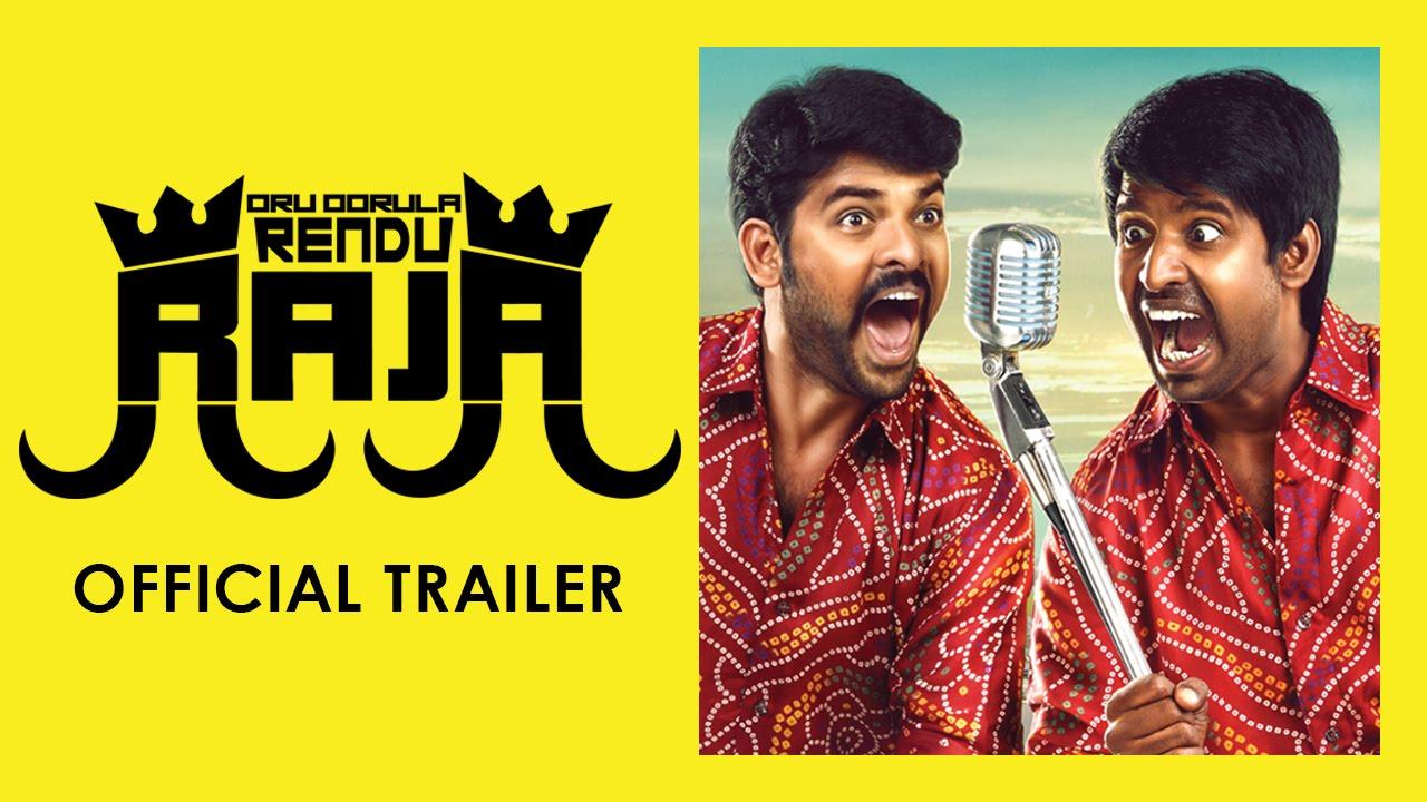 Oru Oorula Rendu Raja Official Trailer   Vemal, Priya Anand - YouTube