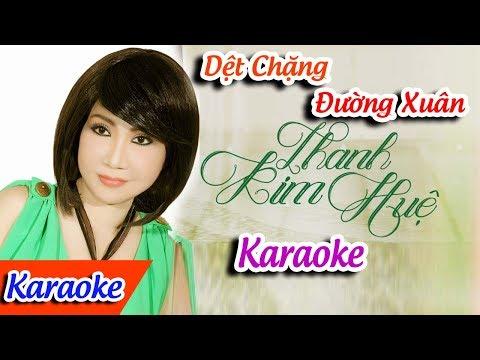 Dệt Chặng Đường Xuân Karaoke Tân Cổ |Karaoke Dệt Chặng Đường Xuân Tân Cổ ✔