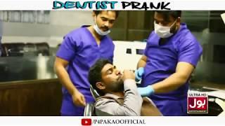 Dentist Prank   By Nadir Ali & Ahmed Khan In   P4 Pakao   2019