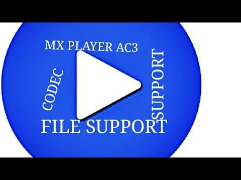 mx player codec nvidia shield