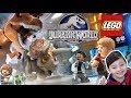 Aventuras con Dinosaurios de LEGO | LEGO Jurassic World Gameplay | Juegos para niños Lego