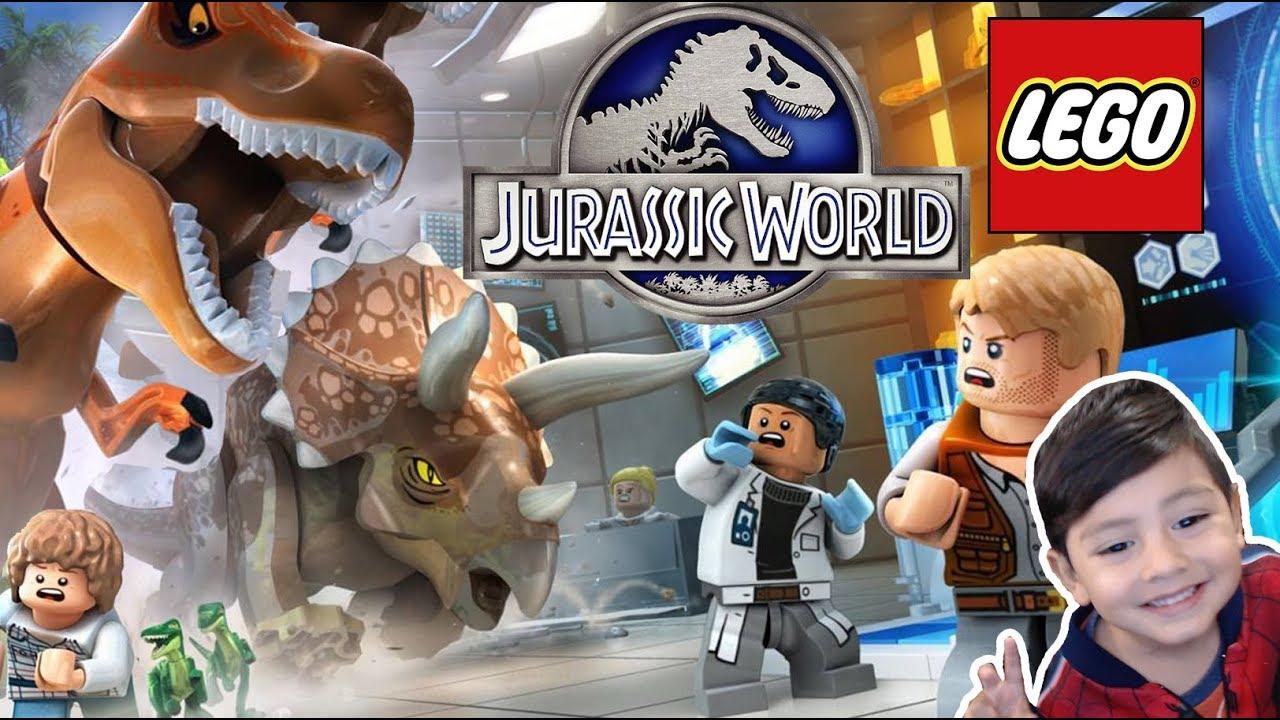Aventuras Con Dinosaurios De Lego Lego Jurassic World Gameplay Juegos Para Ninos Lego Youtube Lego duplo dinosaurio zoologico 24 piezas 10879 orig scarlet. aventuras con dinosaurios de lego lego jurassic world gameplay juegos para ninos lego