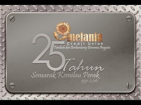 Perayaan 25 Tahun Melania Credit Union