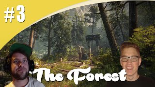 The Forest Co-Op #3 - Jan Kan Niet Uit De Kast Komen.