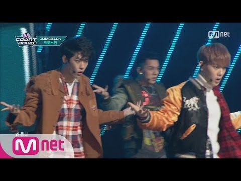 CROSS GENE(크로스진) - NOONA,YOU   Comeback Stage M COUNTDOWN 160121 EP.457