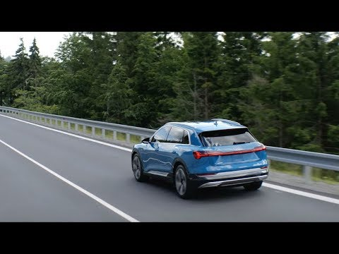 Audi e-tron Defined: Battery & Charging
