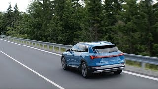 homepage tile video photo for Audi e-tron Defined: Battery & Charging