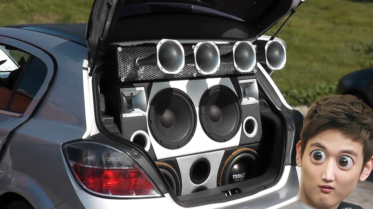 Best Bass Speakers For A Car