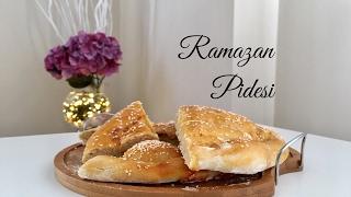 Ramazan Pidesi Nasıl Yapılır? - Pratik Tarif / Yemek Tarifleri - Melis'in Mutfağı