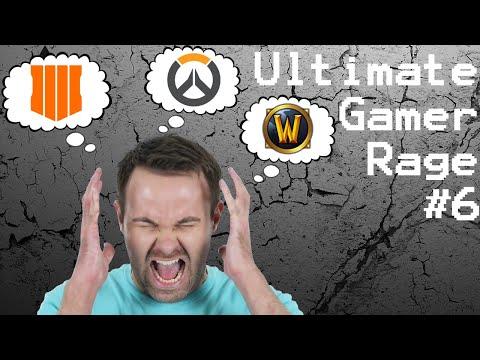 Ultimate Gamer Rage #6