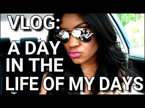 Vlog: What I Ate Today, Checking Out Boutiques, New Drugstore Makeup, Car Karaoke