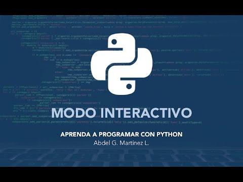 aprenda-a-programar-con-python---modo-interactivo