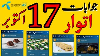 17 October 2021 Questions and Answers | My Telenor Today Questions | Telenor Questions Today Quiz screenshot 3