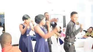 BEST WEDDING ENTRANCE DANCE 2018 - AFRICAN DANCE MOVES