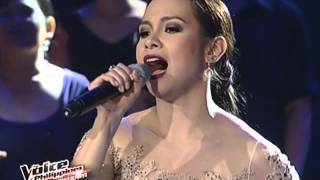 The Voice Philippines Finale: Sarah , Bamboo, APL De Ap & Lea  'MAN IN THE MIRROR' Live Performance
