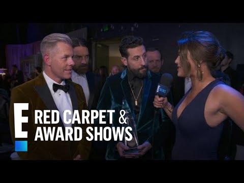 Old Dominion Reacts to First CMA Win | E! Red Carpet & Award Shows
