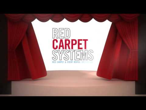 Red Carpet Rental and Custom Event Carpet Runners for Sale