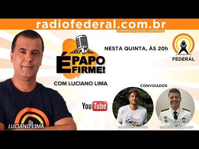 É PAPO FIRME - 10/06/2021