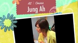 AfterSchool - Jung Ah (ジョンア) のダイジェスト。曲;My Bell (Jung ...