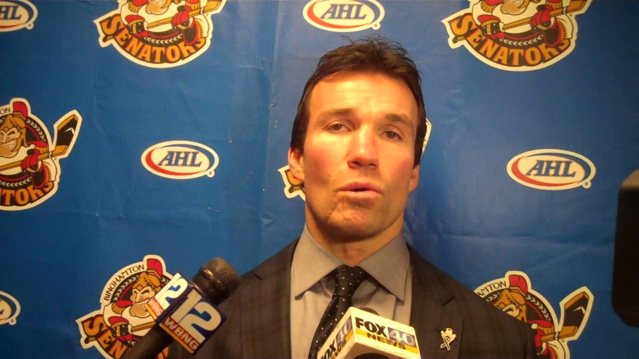 Luke Richardson Post Game Dec 22 Vs Rochester Youtube