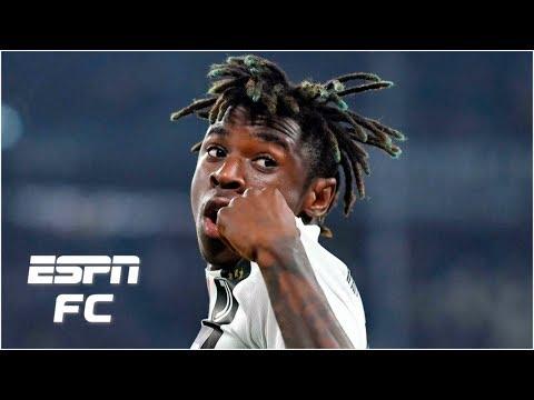 Moise Kean suffers racist abuse; teammate says 'blame is 50-50' | Juventus