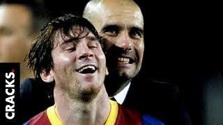 Cuando Messi desobedeció a Guardiola