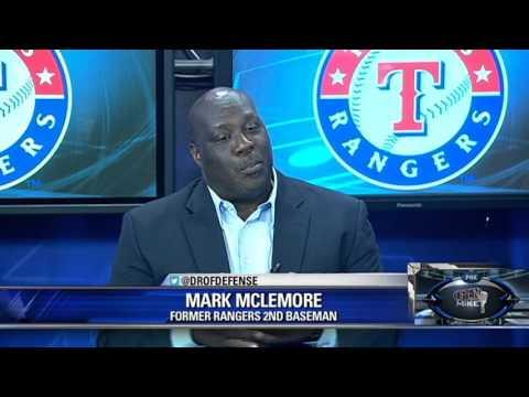 "Mark McLemore ""Open Mike"" segment"