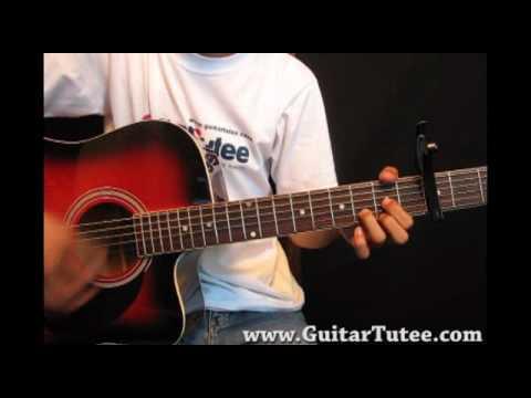 Dido - Hunter, by www.GuitarTutee.com