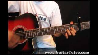 Dido - Hunter, by www.GuitarTutee.com
