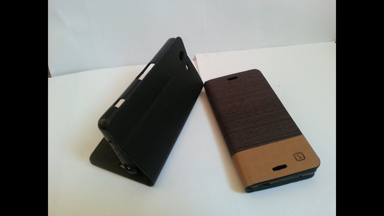 save off b1d5d 0b14f Generic Flip Cover Cases for Sony Xperia Z3 Compact from Ebay