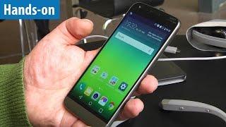 Das erste modulare Phone - LG G5 im Hands-on / Erster Test | deutsch / german