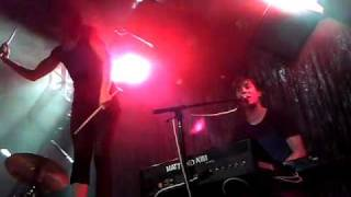 Matt and Kim - Daylight Live