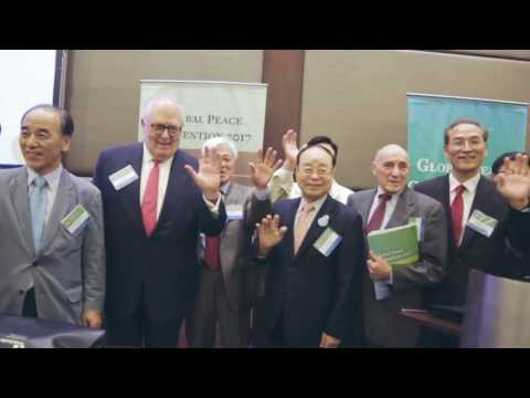 Global Peace Convention 2017: Korea Unification Track Highlights