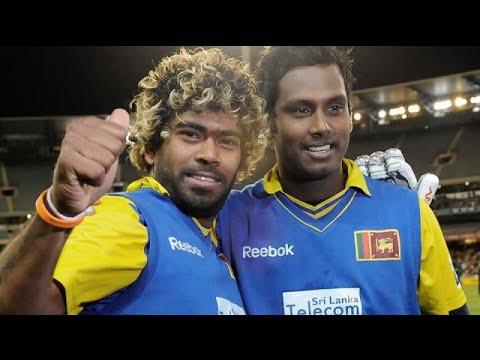 Malinga, Mathews back for World T20