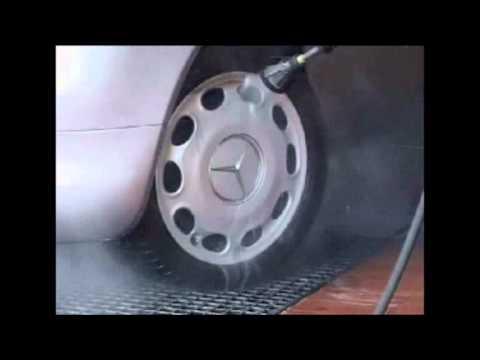 Karcher - Lavadoras de Alta Pressão - Lavar Veículos Método Detergente