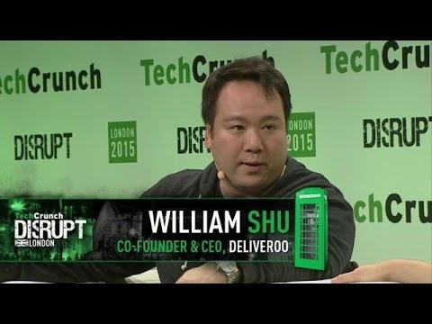 Hyperlocality in Europe: Fred Destin (Accel Partners) and William Shu (Deliveroo)