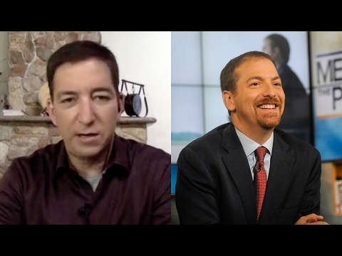 "Glenn Greenwald On ""Slimy Beasts"" In Corporate Media"