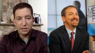 "Glenn Greenwald On ""Slimy Beasts"" In Corporat..."