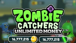 "Gambar cover Download Game Android Offline ""Zombie Catchers MOD Unlimited Money"""