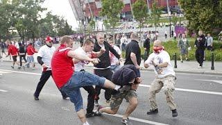 Как бить в драке! Самые эффективные приёмы для уличной драки. Самооборона на улице.(, 2016-04-12T20:27:13.000Z)