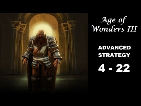 Age of Wonders III Advanced Strategy, Episode 4-22: Bob Learns How to Record Audio