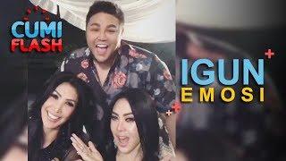 Download Video Gara-gara Ini, Igun Emosi dengan Syahrini - CumiFlash 06 Juli 2018 MP3 3GP MP4