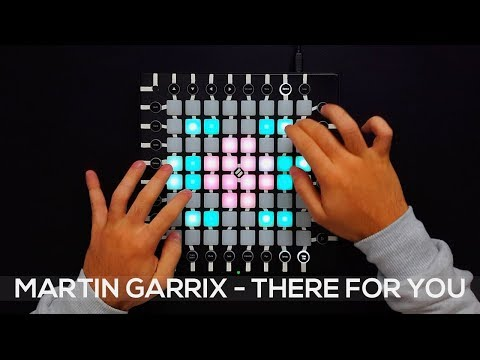 Martin Garrix - There For You - Launchpad Pro Cover / Remix