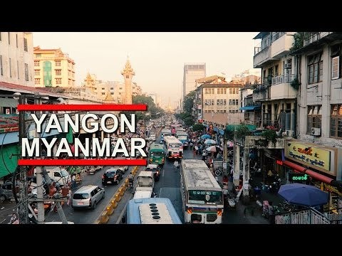 SHWEDAGON PAGODA | DAY IN YANGON | VLOG 48