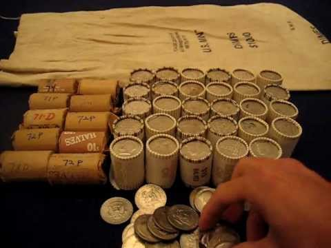 Silver Jackpot First Time Bank Roll Hunting Youtube