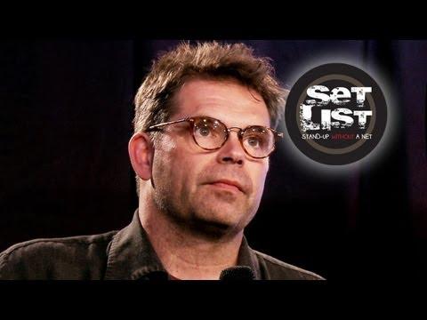 DANA GOULD on Star Wars  Set List: StandUp Without a Net