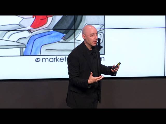 Retail@Google 2015: The Future of Retail: What Will The Industry Look Like? -  Mitch Joel