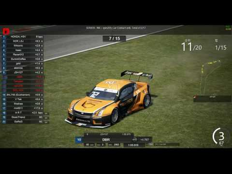 2016 CJ Korea Express Superrace Virtual Championship S02 R03 Monza GP