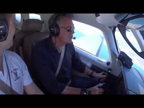 Piper M500 Flight